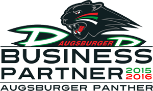 Logo | Augsburger Panther | Business Partner 2015