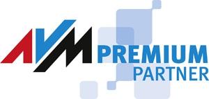 Logo | AVM | Premium Partner