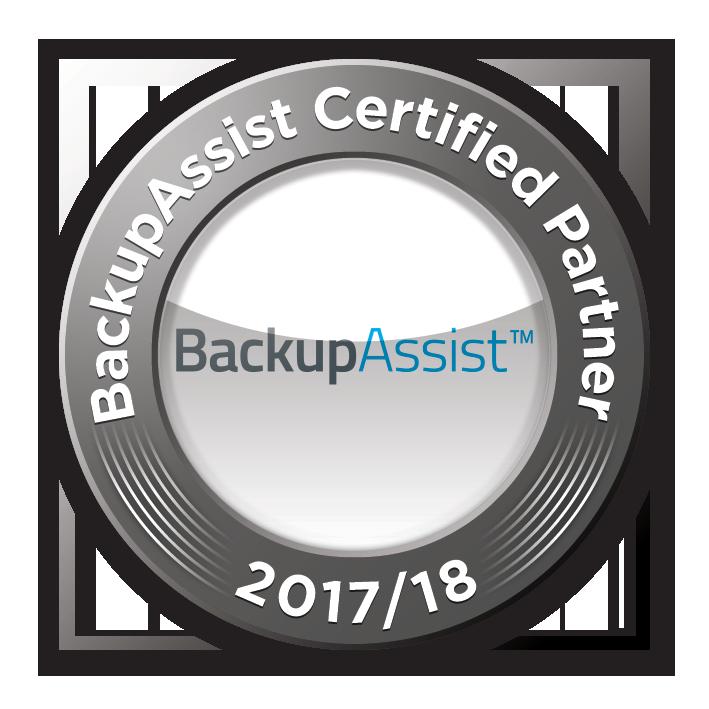 Logo | BackupAssist | Partner