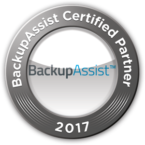 Logo | BackupAssist | Partner