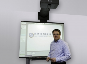 Interaktive Whiteboards | SMART | SMittermeier Whiteboard + Beamer