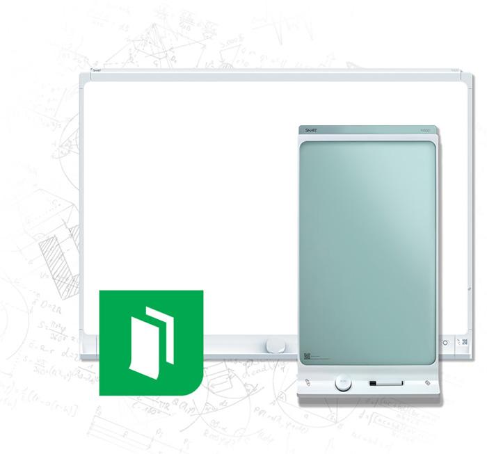 SMART kapp: Interaktives Whiteboard als digitales Flipchart