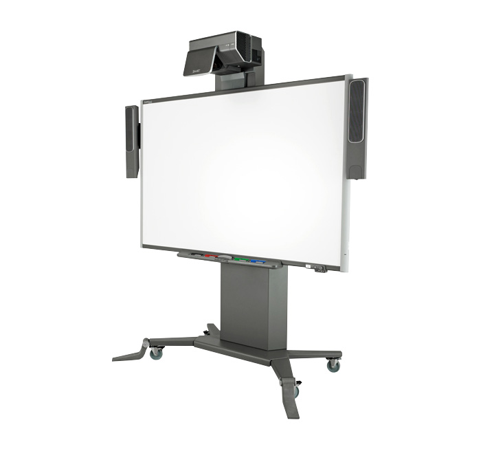 SMART mobile Systeme: mobile, interaktive Whiteboards