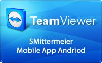 Fernwartung | TEAMVIEWER | Mobile App Andriod