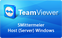 Fernwartung | TEAMVIEWER | Host (Server) Windows