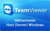 Fernwartung | TEAMVIEWER | Host (Server) Windows