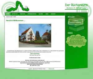 Webconsulting | SMITTERMEIER | Bücherei St. Michael Violau