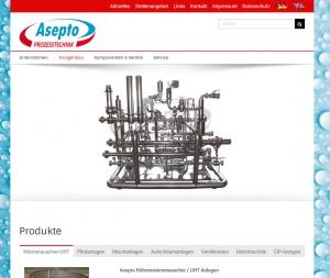 Webconsulting | SMITTERMEIER | Asepto Prozesstechnik